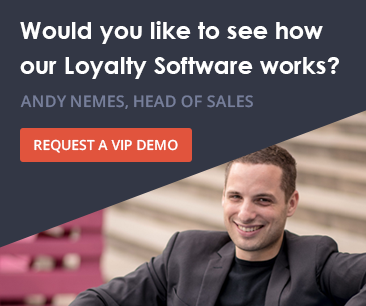 Would you like to see how our loyalty software works? Request a VIP Demo!